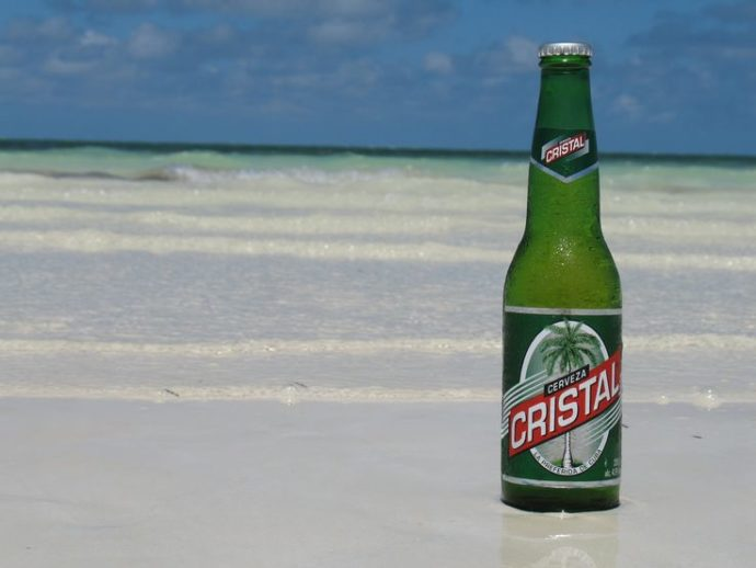 Birra Cristal CUba